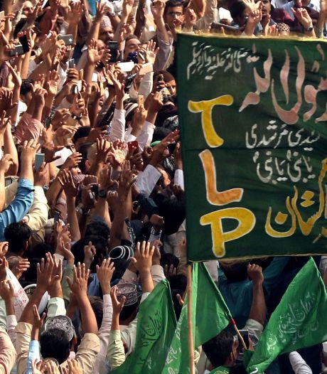 Wilders-mars Pakistan gestaakt na afblazen wedstrijd