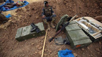 Massagraven ontdekt van honderden door IS geëxecuteerde burgers
