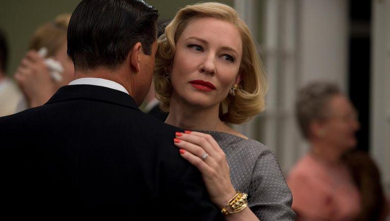 Cate Blanchett in de film Carol Beeld
