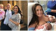 """Eliza was zes weken na bevalling zwanger van een tweeling: """"Toen is mijn partner toch bleek weggetrokken"""""""