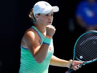Kenin in halve finale tegen Barty op Australian Open - Mertens en Sabalenka gaan er in kwartfinales uit in dubbelspel