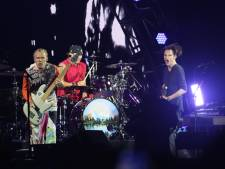 Les Red Hot Chili Peppers en deuil