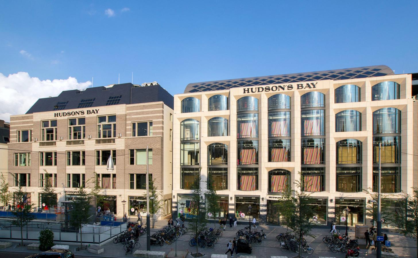 Hudson's Bay opende na de zomer zijn eerste filiaal in Amsterdam.