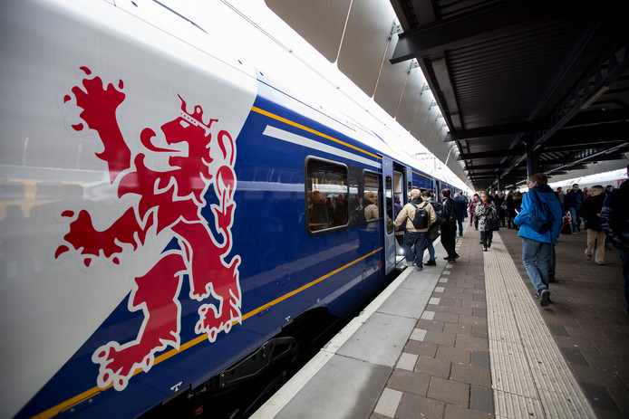 Nieuwe treinen van Arriva. Foto: Harry Heuts