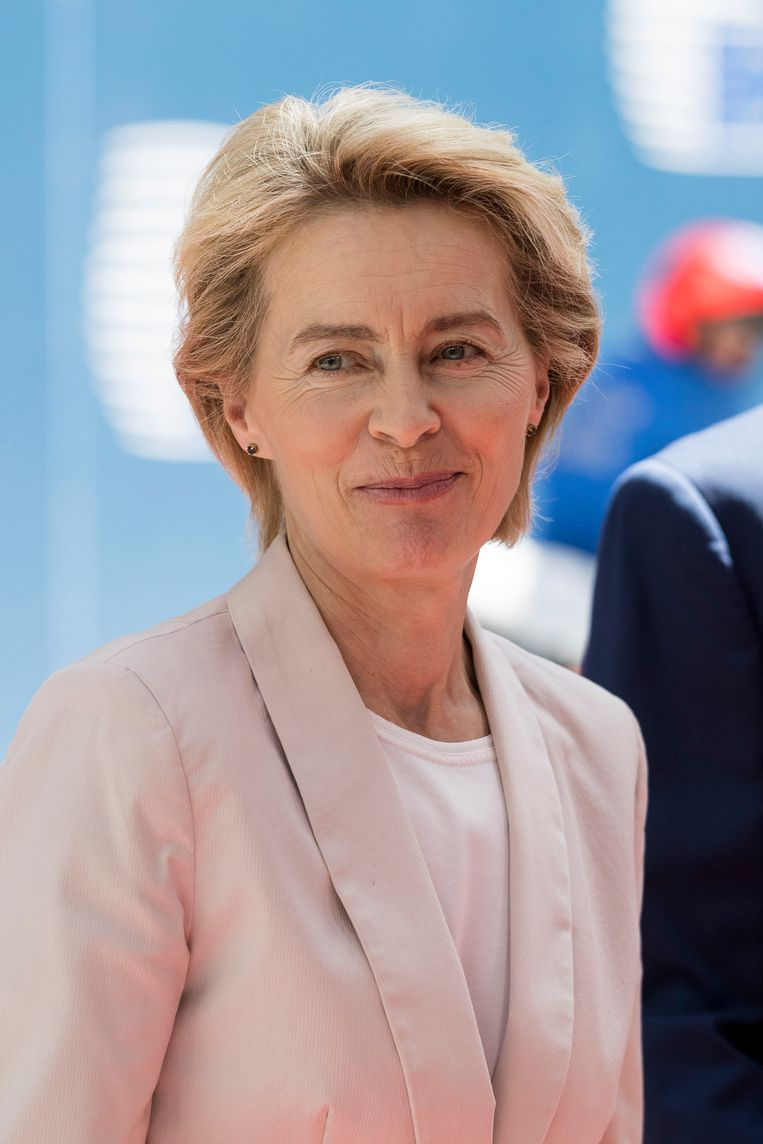 Ursula von der Leyen. Beeld Getty