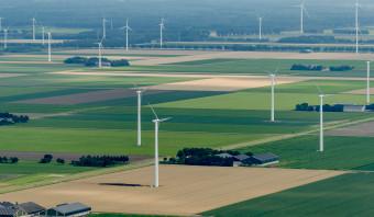 Zo duurzaam zijn die windmolens niet