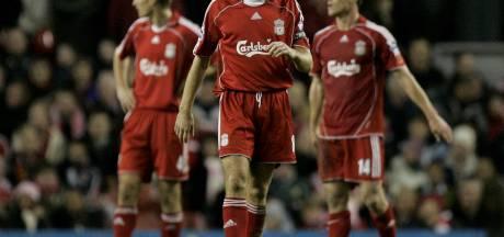 Steven Gerrard speelde 378 wedstrijden samen met clubicoon Sami Hyypiä van Willem II