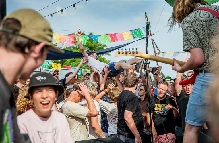 Gitaarbands zijn de baas op nieuw festival Loose Ends