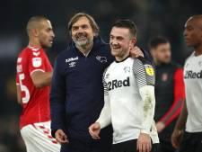 Cocu kondigt debuut Rooney bij Derby County aan: 'Geen reden om te wachten'