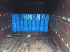 Harddrugs en chemicaliën gevonden in Berghem bij tweede fase van Operatie Alfa