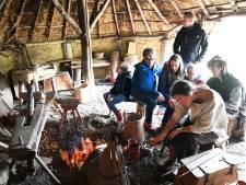 IJzertijdboerderij Dongen weer open