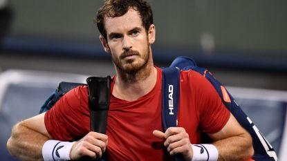 Murray niet naar Australië (en dus niet tegen België)