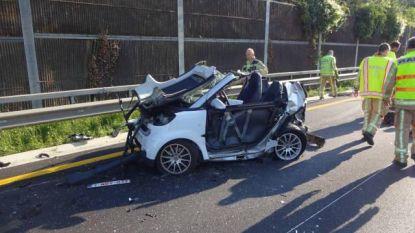 Verkeer E314 afgeleid na ongeval met drie wagens