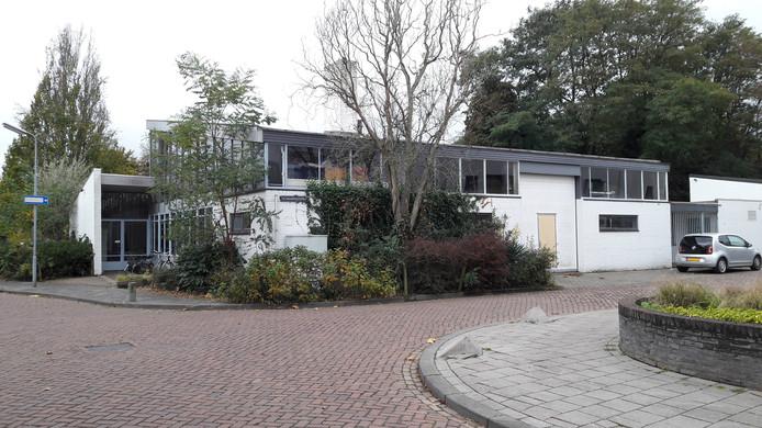 Het gebouw van Bonafideel in Orthen, Den Bosch.