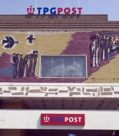 Kunstwerk Wally Elenbaas op voormalig postkantoor Eindhoven is vernietigd