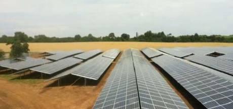 Buurtprotest in Heesch-West: zonnepark komt op plek die groen zou blijven
