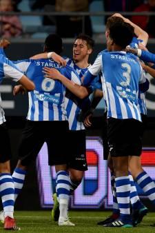 Historisch pak slaag in Eindhoven voor FC Dordrecht: 8-1