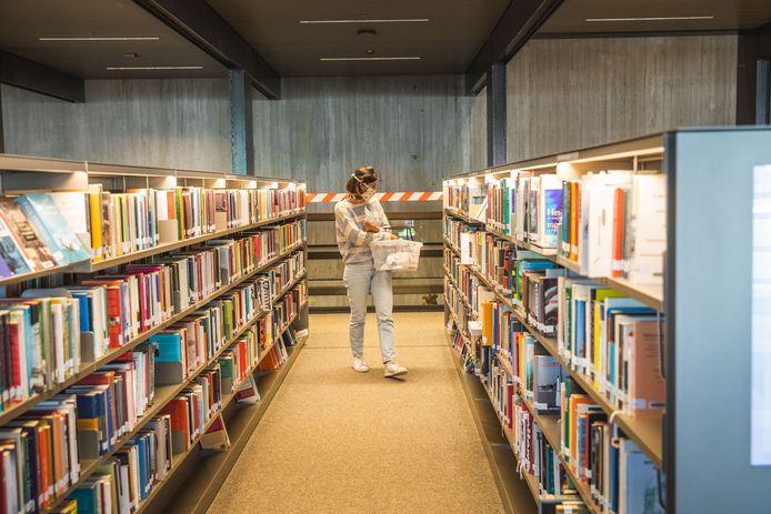 Bibliotheek De Krook.