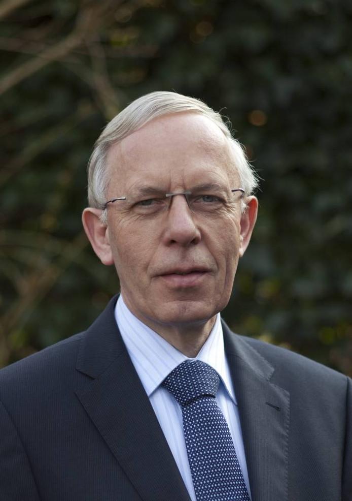 Maarten van Leeuwen, landelijk voorzitter van de SGP