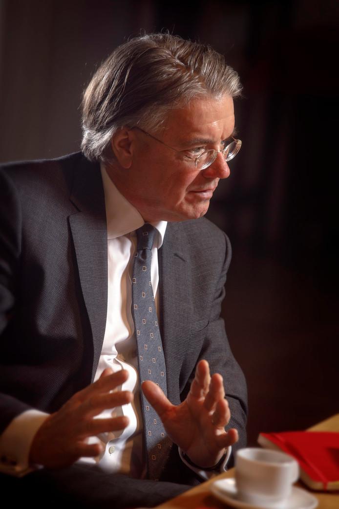 Commissaris van de Koning in Brabant Wim van de Donk
