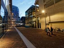 Fietsen verwijderd uit Hollandse Toren vanwege komst oude kloostermuur