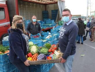"""Boerenmarkt, het schoolvoorbeeld van Korte Keten: """"Vers uit de grond, recht in de mond"""""""