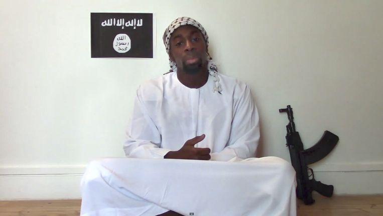 De blokkering van de websites is een gevolg van de terrorisme-acties in Parijs, gepleegd onder ander door Amedy Coulibaly. Beeld null