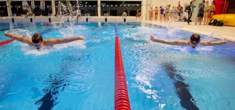 NK zwemmen in de Drieburcht: 'Het zwembad is anders, je voelt je speciaal'