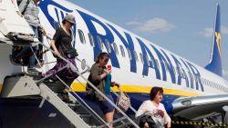 Ryanair bereid Peeters te ontmoeten over bagagetoeslag