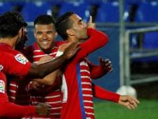 Granada na zeges op Sevilla en PSV ook te sterk voor Getafe