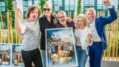 Marco Borsato, Laura Tesoro en Jelle Cleymans: deze BV's wil Vlaming zien in nieuwe 'Liefde Voor Muziek'