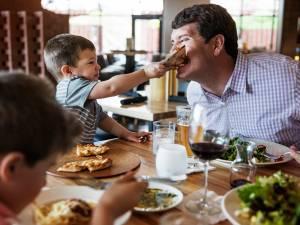 Cinq restaurants bruxellois où se rendre avec des enfants