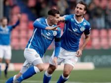 FC Den Bosch en Excelsior spelen gelijk in incidentrijk duel