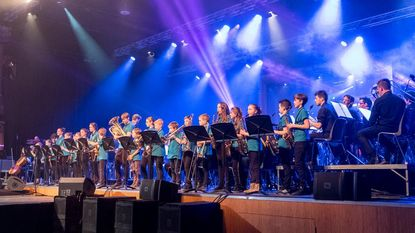 Spetterend spektakel van Harmonie Concordia