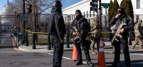 Man met geladen geweer en grote voorraad ammunitie opgepakt in Washington D.C.