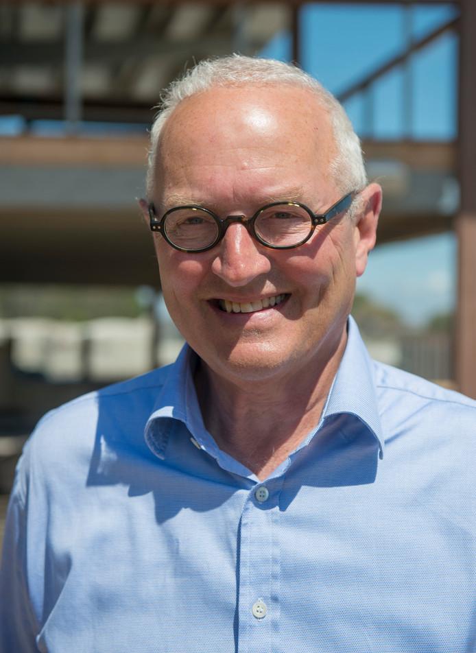 Architect en projectontwikkelaar Matthijs Zeelenberg