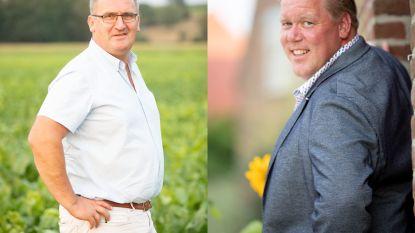 Dirk Willem en Kristof Cattie verdelen burgemeesterschap
