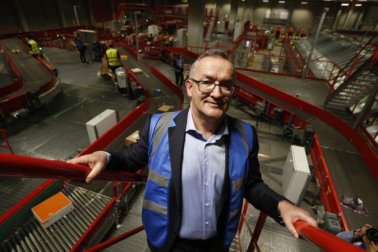 De nieuwe topman Jean-Paul Van Avermaet wil inzetten op innovatie en wendbaarheid.