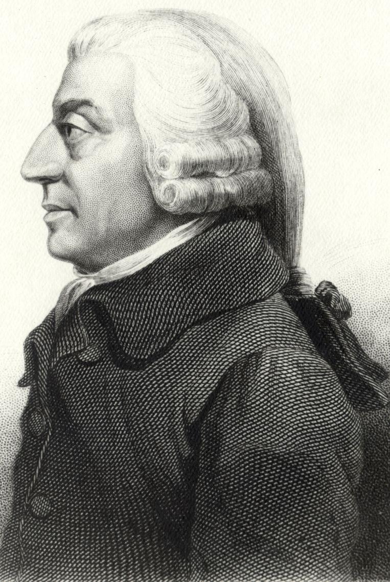 Adam Smith Beeld