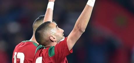 Ziyech wijst Marokko de weg tegen Servië