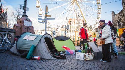 Tentenkamp voor West-Vlaamse klimaatvluchtelingen