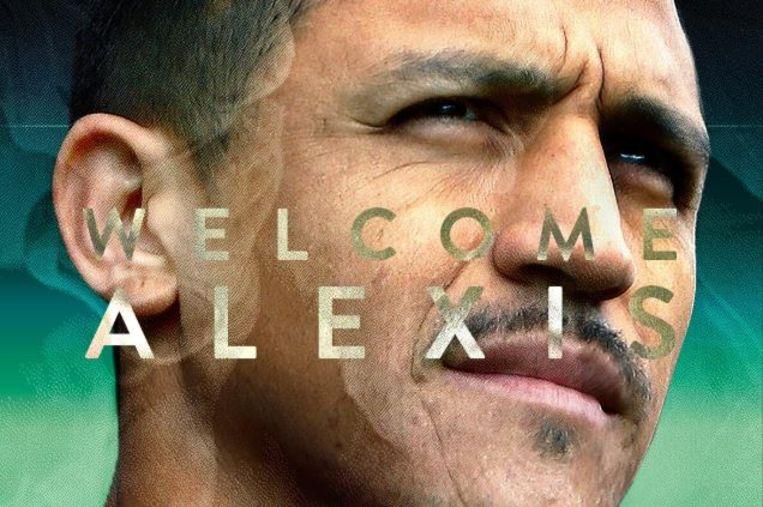 Alexis trekt naar Inter.