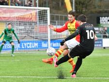 CSV Apeldoorn maakt pas op de plaats na nederlaag