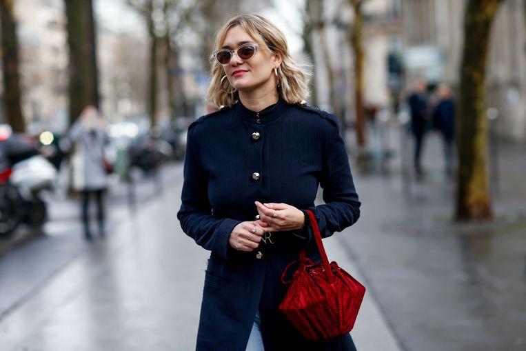 Parijse blogster Anne-Laure Mais.