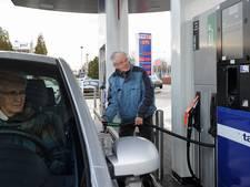 Prijzenoorlog tussen benzinepompen in Huissen