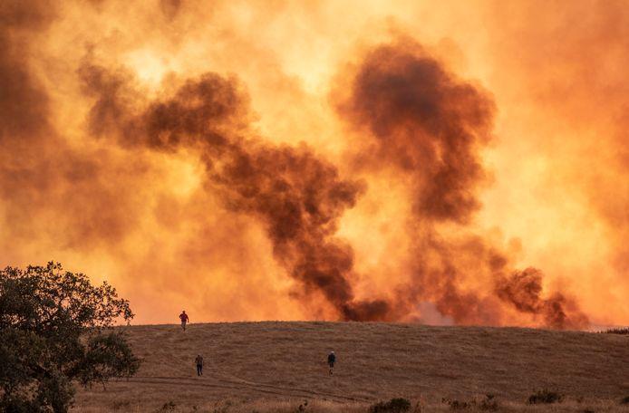 (27 augustus) In de Spaanse provincie Huelva woedt al dagen een grote natuurbrand. Duizenden mensen werden geëvacueerd en bijna 10.000 hectare natuur werd al in de as gelegd.