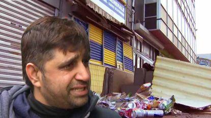 """Relschoppers hebben winkel van deze radeloze man volledig vernield: """"Ik vrees voor mijn leven"""""""