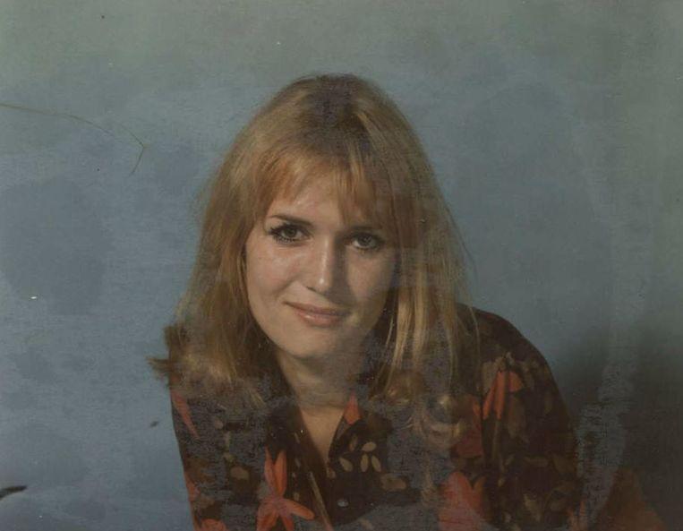 Annemarie Oster in haar twenties Beeld Archief Oster