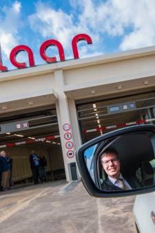 Omstreden Anklaar-garage in Apeldoorn geopend zonder winkeliers