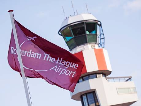 Rotterdamse luchthaven kan niet verder groeien, omdat er geen nieuwe helikopterhaven komt
